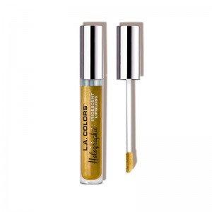 LA Colors - Lipgloss - Ever After Holographic Gloss - Gold Rush