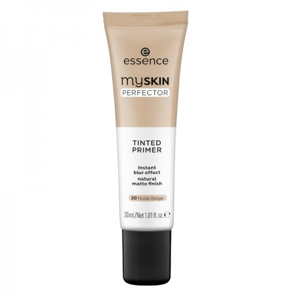 essence - my skin perfector tinted primer 20 - Nude Beige