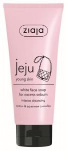 Ziaja - Jeju - White Face Soap