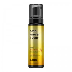 b.tan - Self Tan - forever + ever ultra long lasting self tan mousse