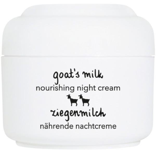 Ziaja - Nachtcreme - Ziegenmilch Nourishing Night Cream 50ml