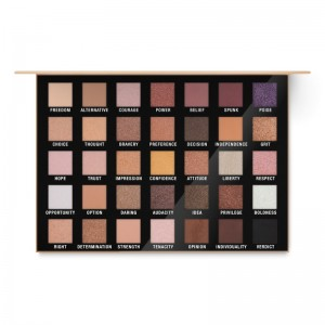 L.O.V - Lidschattenpalette - FEEL YOUR POWER! eyeshadow palette