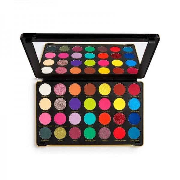 Revolution - X Patricia Bright Rich In Colour Palette