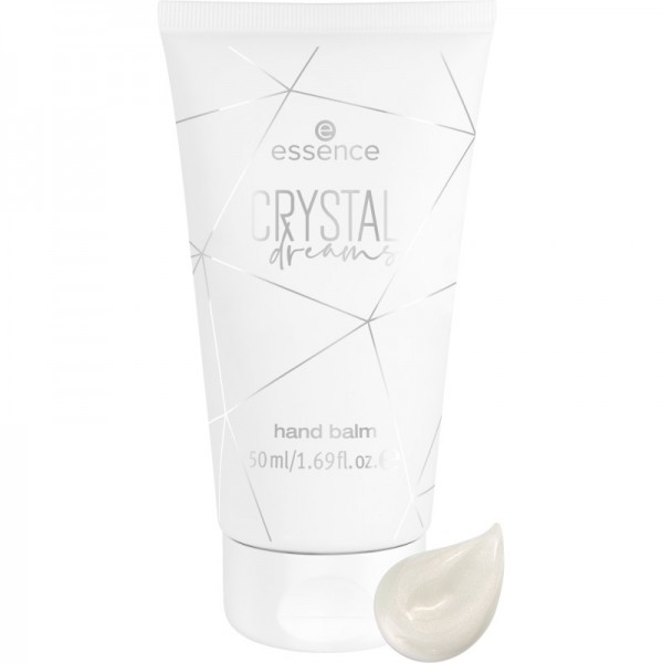 essence - Handcreme - online exclusives - CRYSTAL dreams hand balm 01