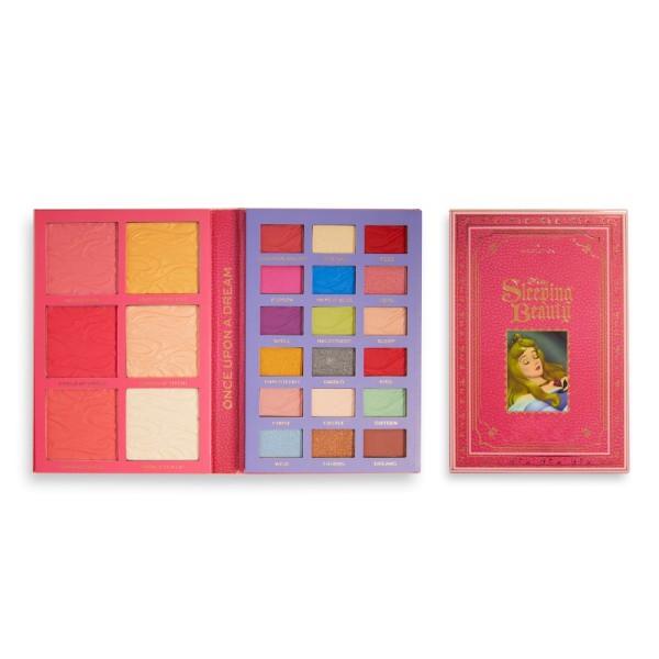 I Heart Revolution - eyeshadow palette - x Disney Fairytale Palette Sleeping Beauty