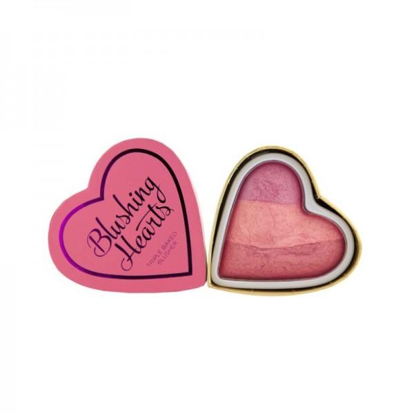 I Heart Makeup - Blushing Hearts - Blushing Heart