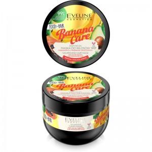 Eveline Cosmetics - Food For Hair Banana Care Hair Mask