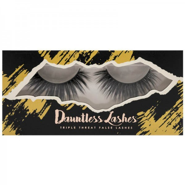 LASplash Cosmetics - Falsche Wimpern - Dauntless Synthetic Mink Lashes - 15831 Snatched