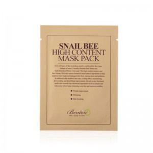Benton - Gesichtsmaske - Snail Bee - High Content Mask Pack