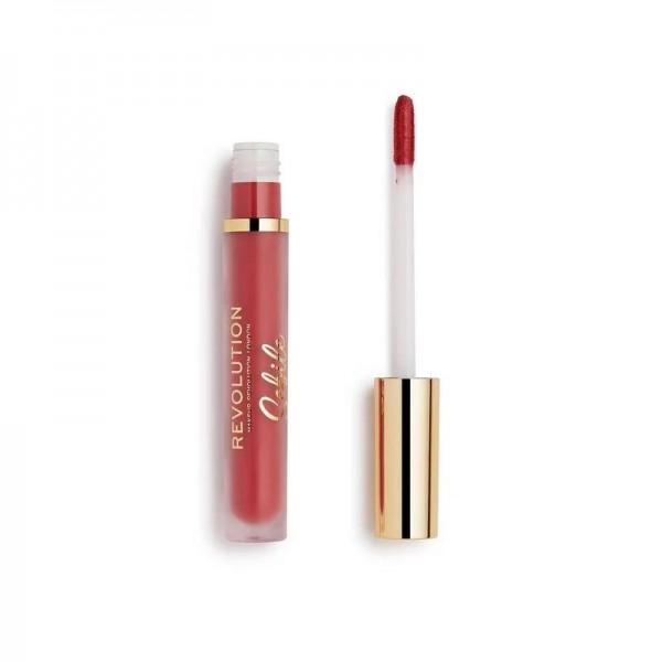 Revolution - Flüssiger Lippenstift - Revolution x Sebile - Matte Liquid Lipstick - Reborn