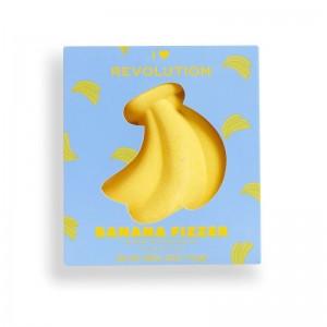 I Heart Revolution - Badezusatz - Tasty Banana fizzer kit