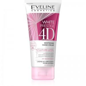 Eveline Cosmetics - Handcreme - White Prestige 4D Whitening Hand Cream