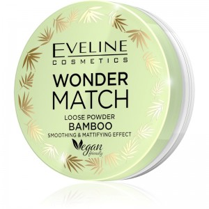 Eveline Cosmetics - Puder - Wonder Match Loose Powder Bamboo