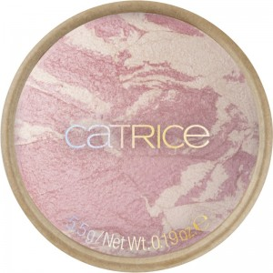 Catrice - Pure Simplicity Baked Blush - C01 Rosy Verve
