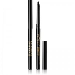 Eveline Cosmetics - Eyeliner - Kajal Pencil Eyeliner Black