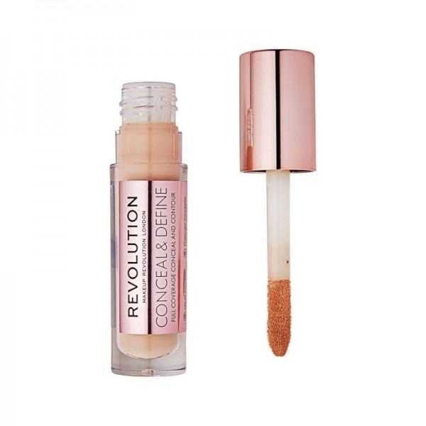 Makeup Revolution - Concealer - Conceal and Define Concealer - C10