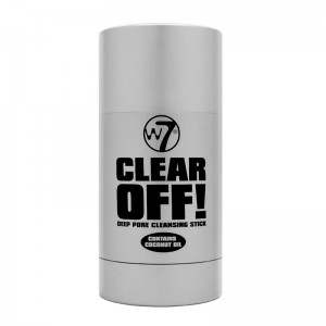 W7 - Gesichtsreiniger - Clear Off! Deep Pore Cleansing Stick with Coconut Oil