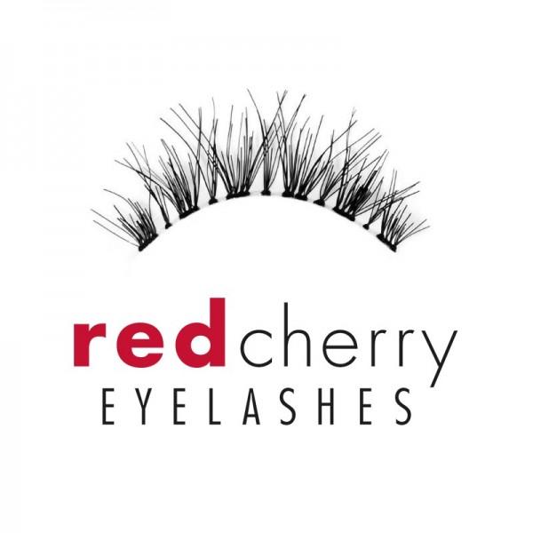 Red Cherry - False Eyelashesrn - Little Flirt - Mischa - Human Hair