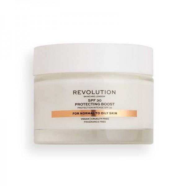 Revolution - Gesichtscreme - Skincare Moisture Cream SPF30 - Normal to Oily Skin