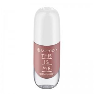essence - this is me. gel nail polish - 03 bold