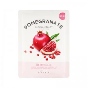Its Skin - Gesichtsmaske - The Fresh Mask Sheet - Pomegranate