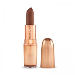 Makeup Revolution - Lipstick - Iconic Matte Nude Revolution - Inspiration