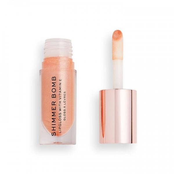 Revolution - Lip Gloss - Shimmer Bomb Lipgloss - Starlight