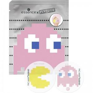 essence - x PAC-MAN eye mask 01 - power up!