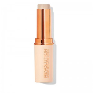 Makeup Revolution - Foundation - Fast Base Stick Foundation - F1