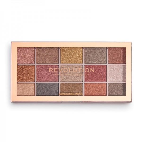 Revolution - Lidschattenpalette - Foil Frenzy Fusion Eyeshadow Palette