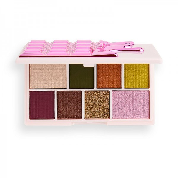 I Heart Revolution - Lidschattenpalette - Turkish Delight Mini Chocolate Palette