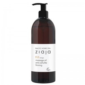 Ziaja - Massageöl - Baltic Home Spa - Fit Mango - Massage Oil Anti-Cellulite Firming