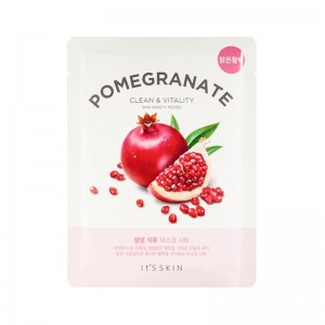Its Skin - Gesichtsmaske - The Fresh Mask Sheet - Pomegranate