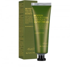 Benton - hand creme- Shea Butter and Olive Hand Cream