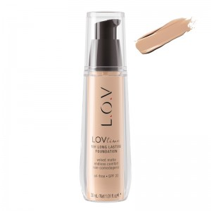 L.O.V - Foundation - LOVTIME 18h long lasting foundation 050