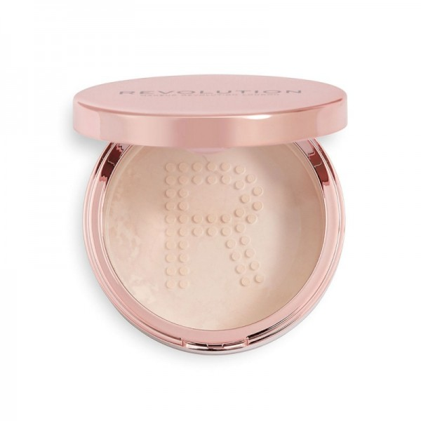 Revolution - Puder - Conceal & Fix Setting Powder Light Pink