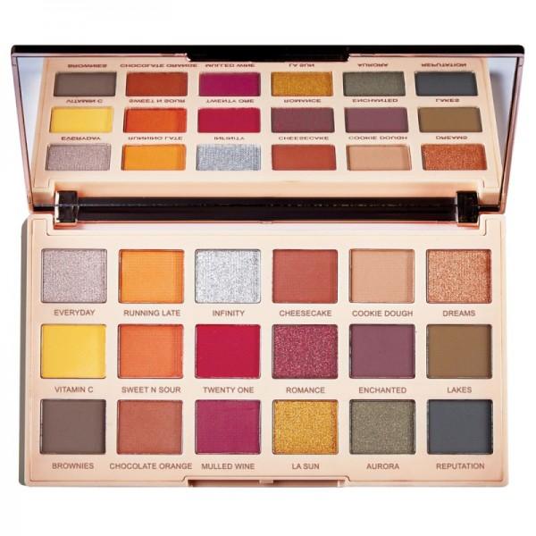 Makeup Revolution - Eyeshadow Palette - Revolution X Soph - Extra Spice
