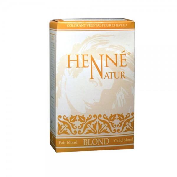 Hennedrog - Tintura di capelli all'henné - Henne Natur - Blonde