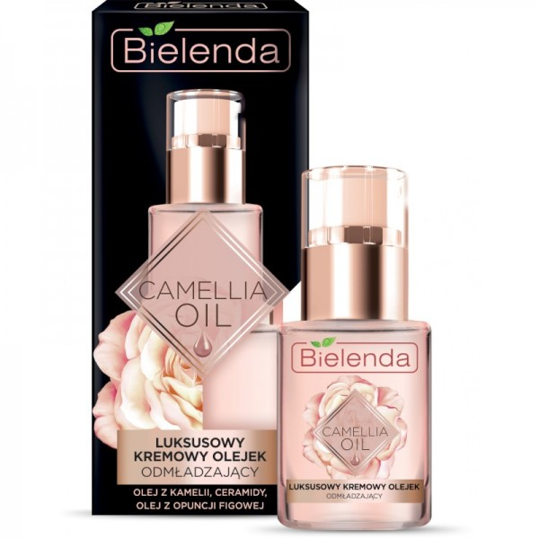 Bielenda - Serum - Camellia Oil Luxurious Rejuvenating Face Serum - 30 ml