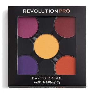 Revolution Pro - Lidschattenset - Refill Eyeshadow Pack - Day to Dream