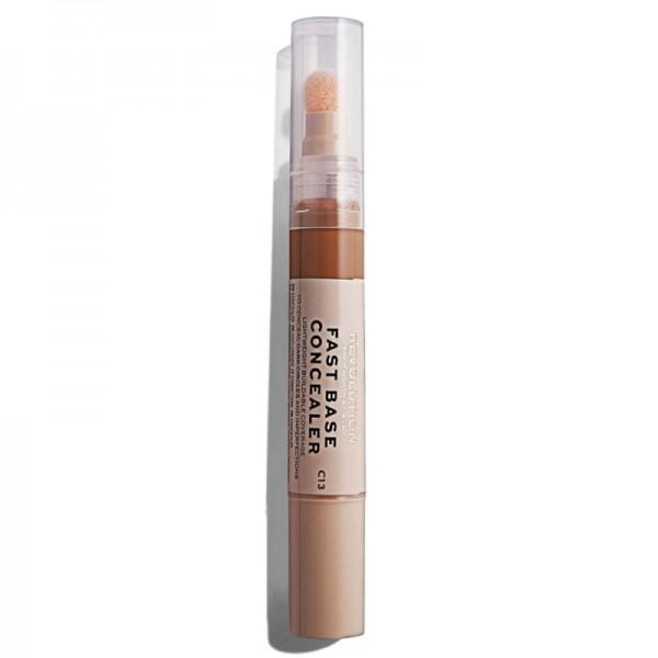 Makeup Revolution - Concealer - Fast Base Concealer - C13