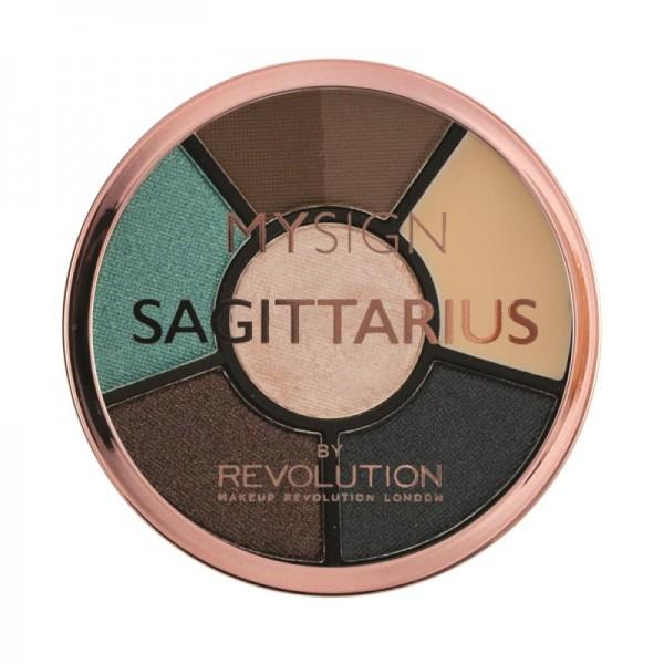 Makeup Revolution - My Sign Complete Eye Base - Sagittarius