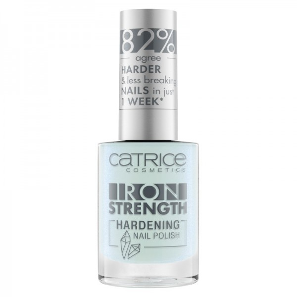 Catrice- Iron Strength Hardening Nail Polish 04 - Lucky Smaragd