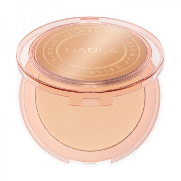 Nabla - Close-Up Line Vol 2 - Close-Up Smoothing Pressed Powder - Medium