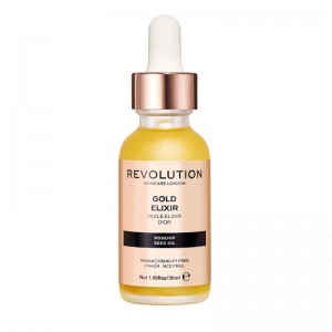 Revolution - Skincare Gold Elixir
