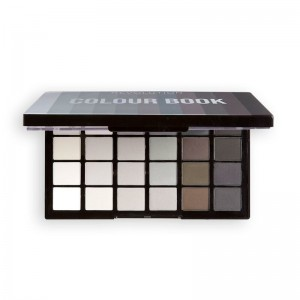 Revolution - Lidschattenpalette - Colour Book Shadow Palette - CB01