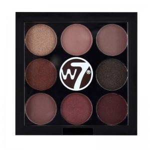 W7 Cosmetics - Lidschattenpalette - The Naughty Nine - Mid Summer Nights