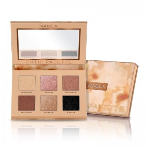 Nabla - Cutie Palette - Denude Collection - Nude