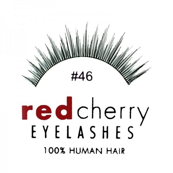 Red Cherry - Falsche Wimpern Nr. 46 Rooney - Echthaar