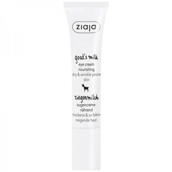 Ziaja - Augenpflege - Ziegenmilch Eye Cream